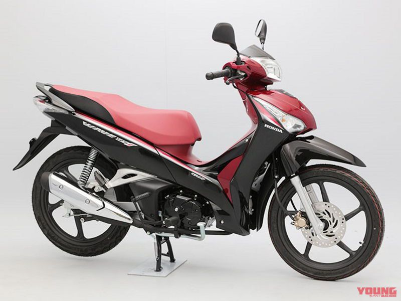 THAI HONDA WAVE 125i