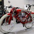デザイン性抜群なMunro e-Bikeはインスタ映え必至【モチーフはクラシックインディアンレーサー】