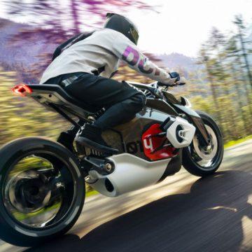 BMW Motorrad Vision DC Roadster