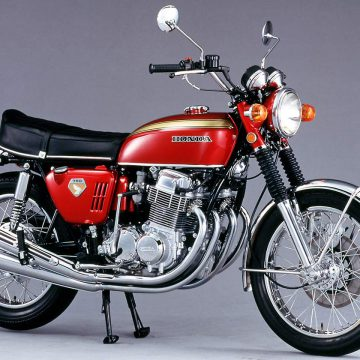 ホンダ ドリーム CB750 FOUR[1969]