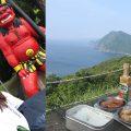 [クロスカブでバイク旅]下川原リサの『ちょっと日本一周してきます!』#16[一人キャンプで恐怖→猛反省]