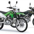 ニューモデル情報【空冷エンジン搭載のフルサイズトレール】カワサキ KLX230が10月15日に発売!