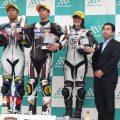 16歳 女子高生ライダー 梶山采千夏がCBR250RRカップ、グランドチャンピオンシップ大会を目指す!