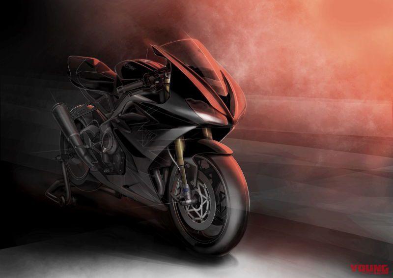 新型Daytona Moto2 765 リミテッドエディション