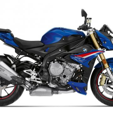 2020 BMW S1000R San Marino blue metallic