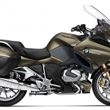 2020 BMW R1250RT Manhattan metallic (Style Elegance)