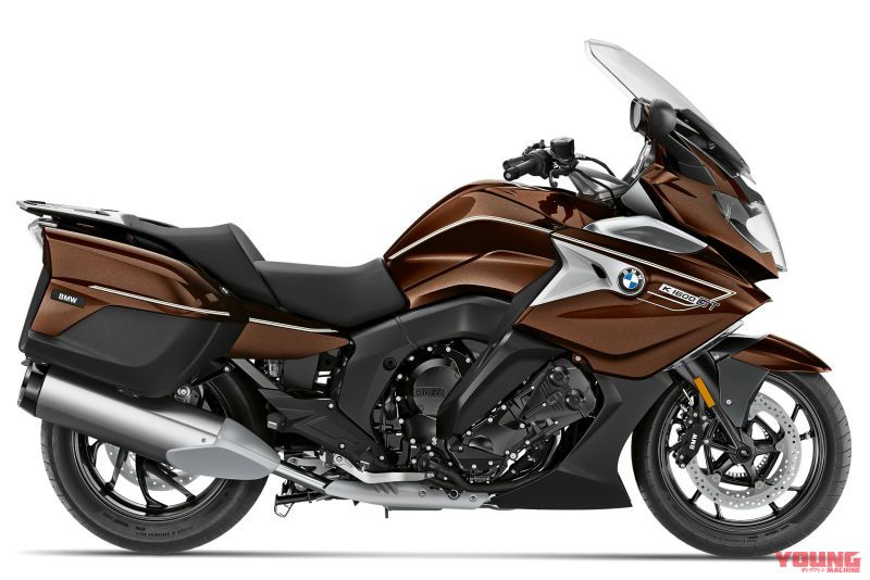 2020 BMW K1600GT Option 719 Stardust metallic