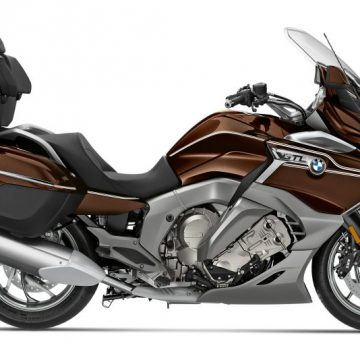 2020 BMW K1600GTL Option 719 Stardust metallic