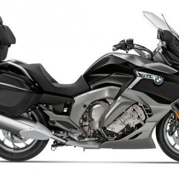 2020 BMW K1600GTL Black storm metallic