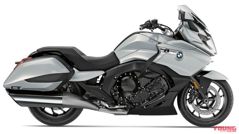 2020 BMW K1600B Hockenheim silver metallic