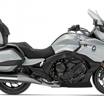2020 BMW K1600 Grand America Hockenheim silver metallic