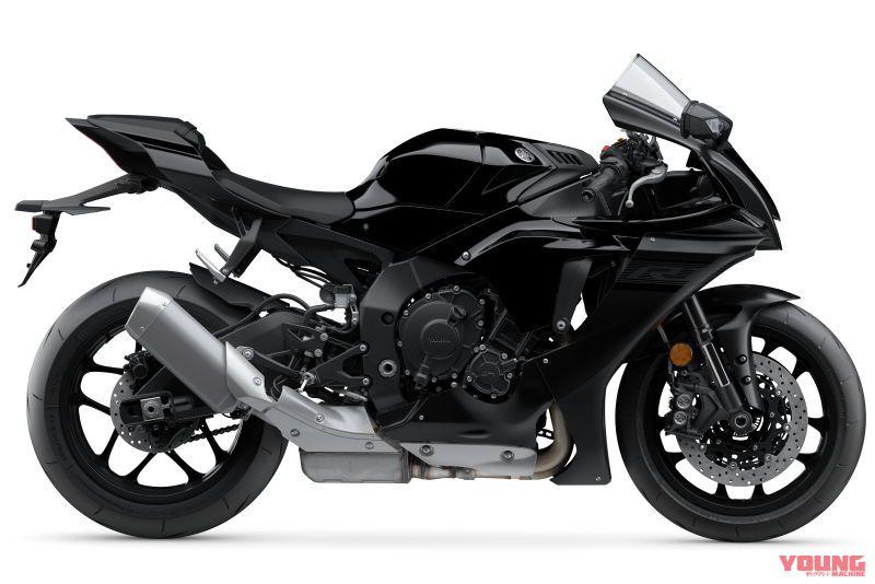 2020 model YZF-R1