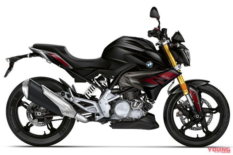 2020 BMW G310R Cosmic black 2