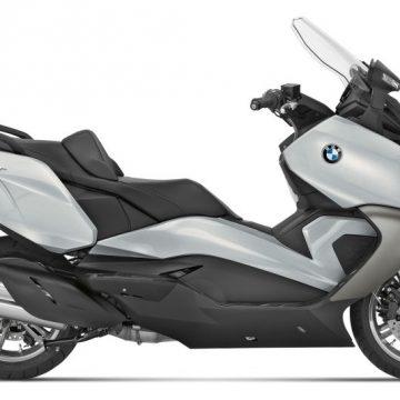 2020 BMW C650GT Hockenheim silver metallic