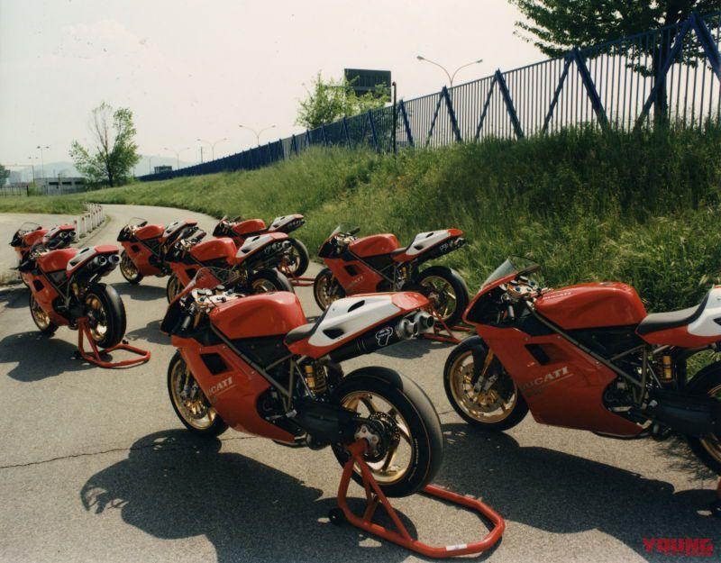 1994 916 RACING