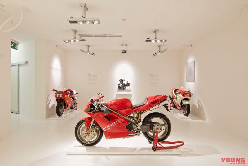 1994 916_Ducati Museum