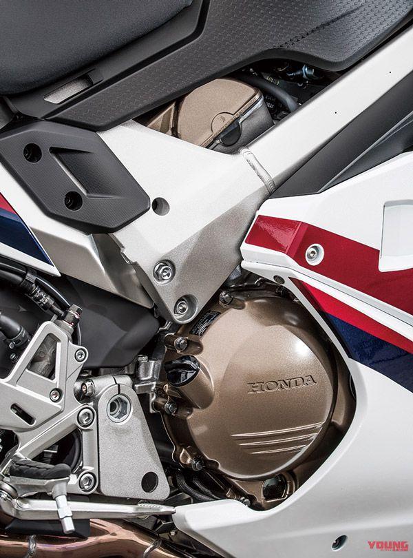 2019 HONDA VFR800F