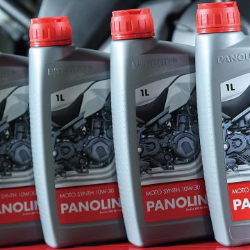 panolin moto synth