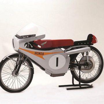 Honda RC116 (1966)
