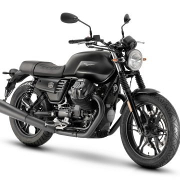 【MOTO GUZZI V7III Stone Night Pack 2019】ルビードブラック