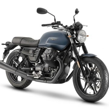 【MOTO GUZZI V7III Stone Night Pack 2019】、プンゲンテブルー
