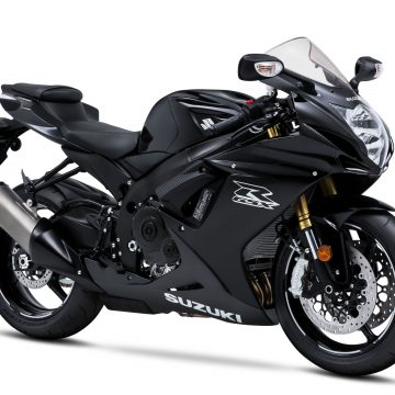 SUZUKI GSX-R750[2020]Metallic Matte Black/Glass Sparkle Black