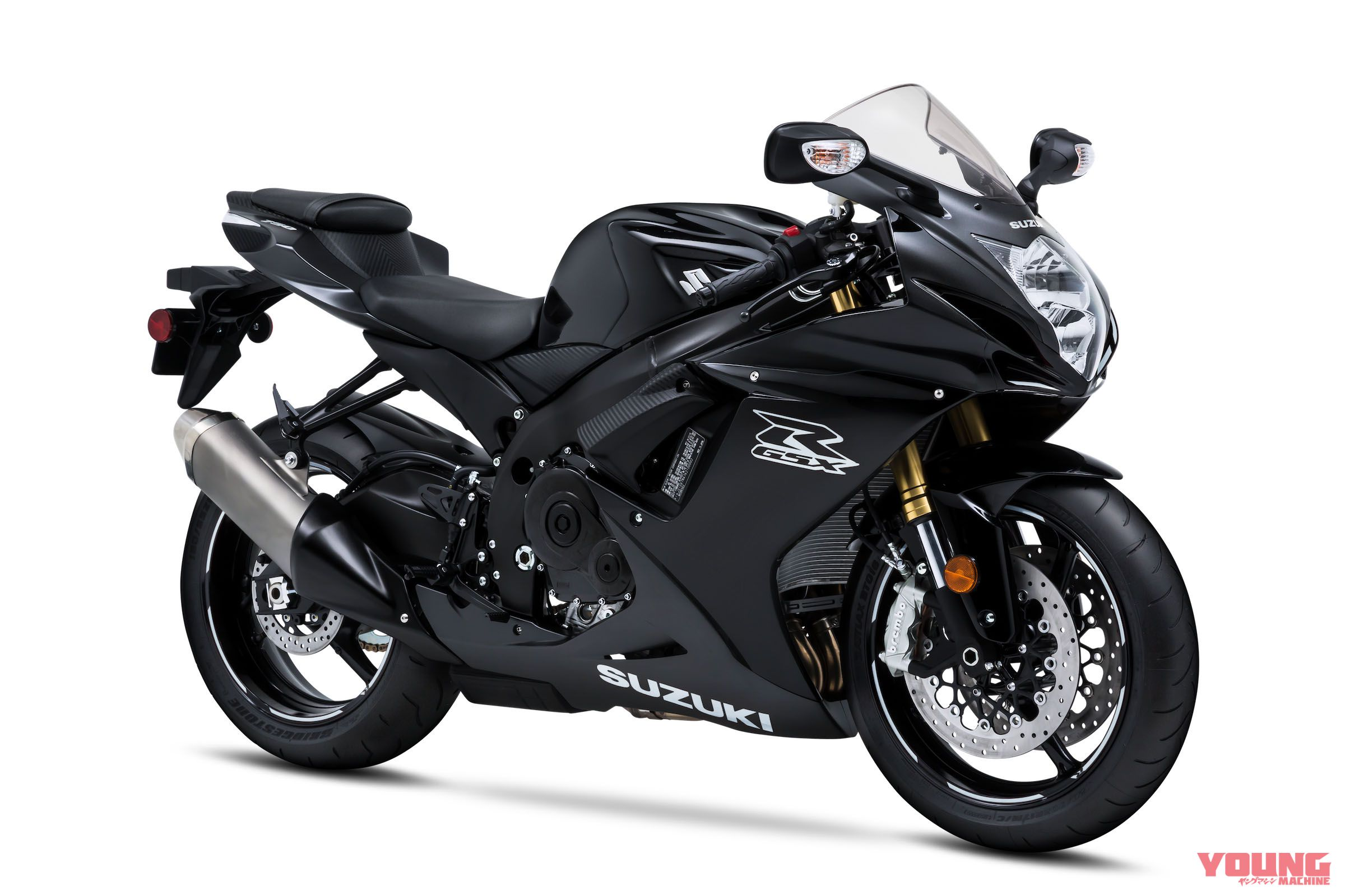 SUZUKI GSX-R750[2020]Metallic Matte Black/Glass Sparkle Black