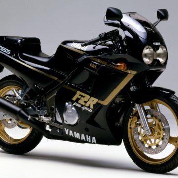 YAMAHA FZR250 1987