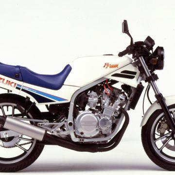 SUZUKI GF250 1985