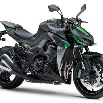 [KAWASAKI Z1000 R EDITION 2020]メタリックフラットスパークブラック×パールストームグレー×エメラルドブレイズドグリーン