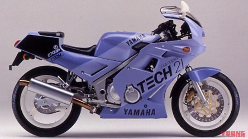 YAMAHA FZR250 1988 TECH21