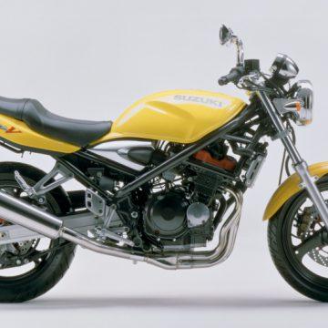 SUZUKI BANDIT250V 1995