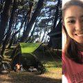 [クロスカブでバイク旅]下川原リサの『ちょっと日本一周してきます!』#23[キャンプ熱、復活!]