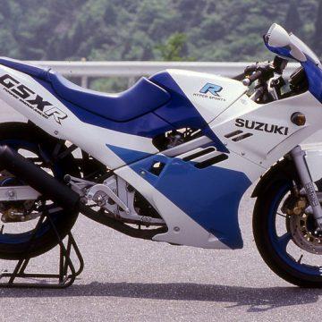 SUZUKI GSX-R250 1987