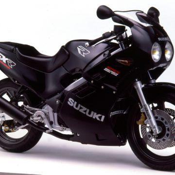 SUZUKI GSX-R250 1988