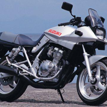 SUZUKI GSX250S KATANA 1991