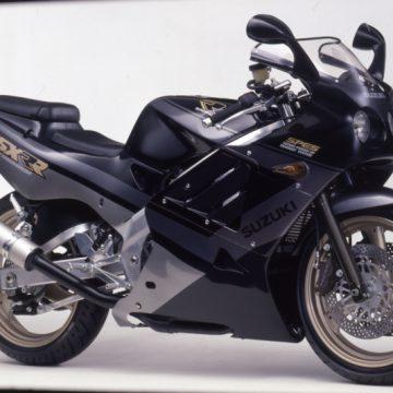 SUZUKI GSX-R250R 1989