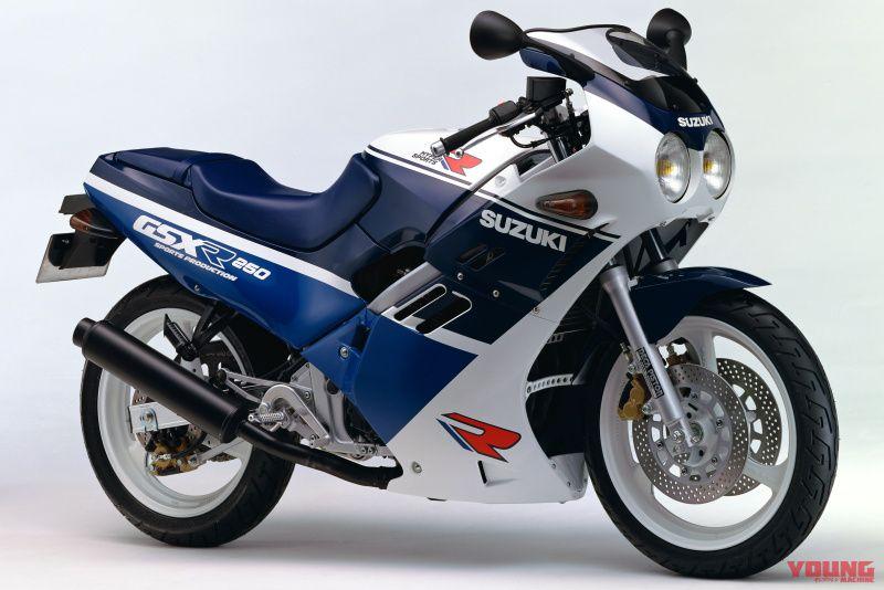 SUZUKI GSX-R250 SP 1988