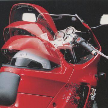 SUZUKI ACROSS 1990