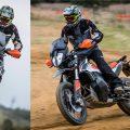 【動画あり】KTM 790 ADVENTURE R試乗インプレッション【KTMならスライドも思いのままに!?】