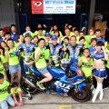 【青木宣篤の鈴鹿8耐】チーム全員が全力で挑んだ夏 ~MotoMap S.W.A.T.~