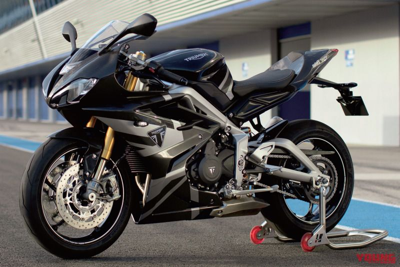 TRIUMPH DAYTONA Moto2™ 765 Limited Edition 2020