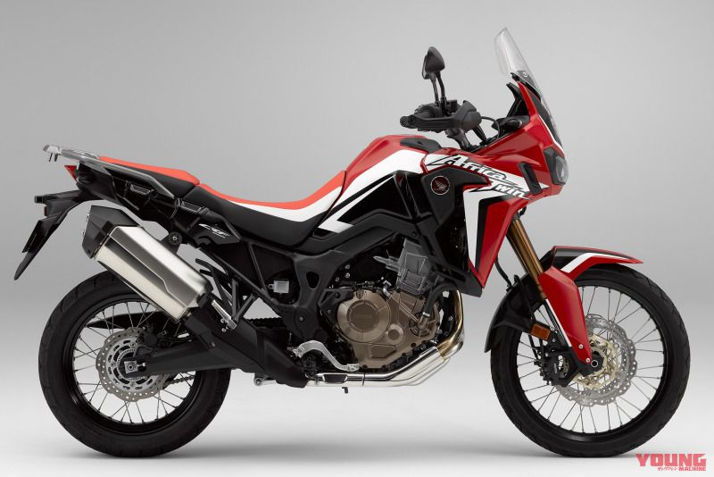 2018 CRF1000L Africa Twin