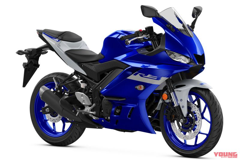 2020 YZF-R3[EU]Icon Blue