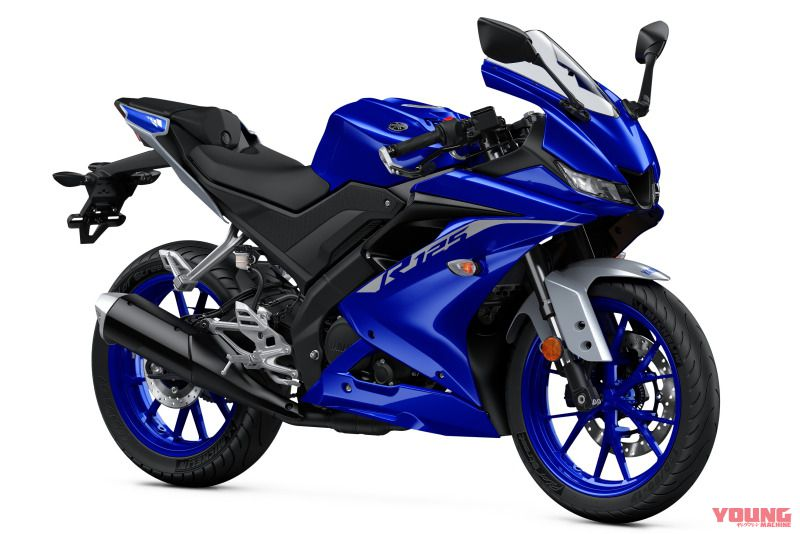 2020 YZF-R125[EU]Icon Blue