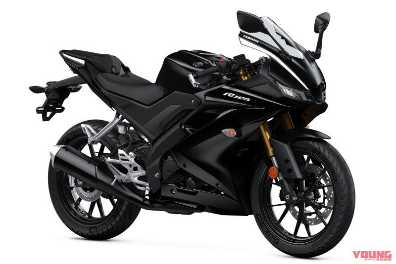 2020 YZF-R125[EU]Tech Black