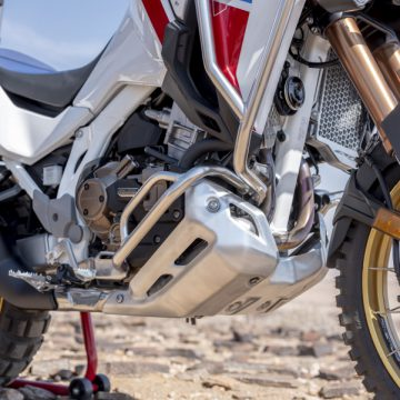 20YM Africa Twin Adventure Sports Skid Plate