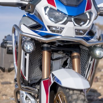 20YM Africa Twin Adventure Sports Radiator Guard