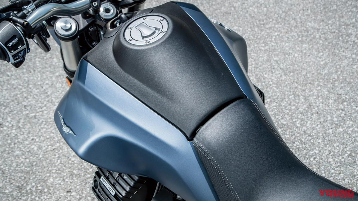 Motoguzzi V85 TT