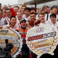 マルケスが驚速ぶりを発揮し今季10勝目! Hondaがコンストラクターズタイトルを決める!!